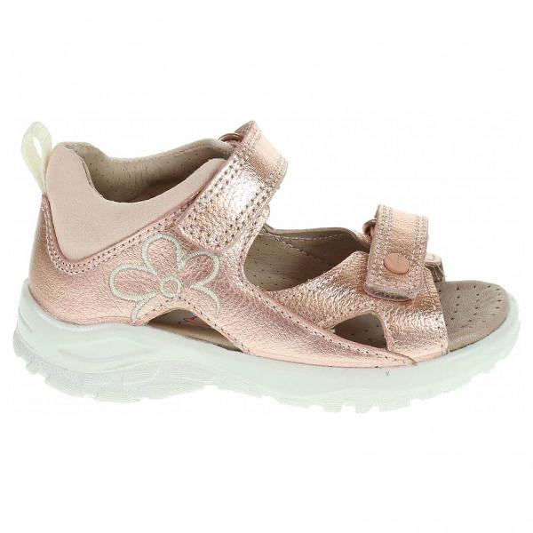 detail Dívčí sandály Ecco Peekaboo 75189101118 rose dust e3c5b0d362e