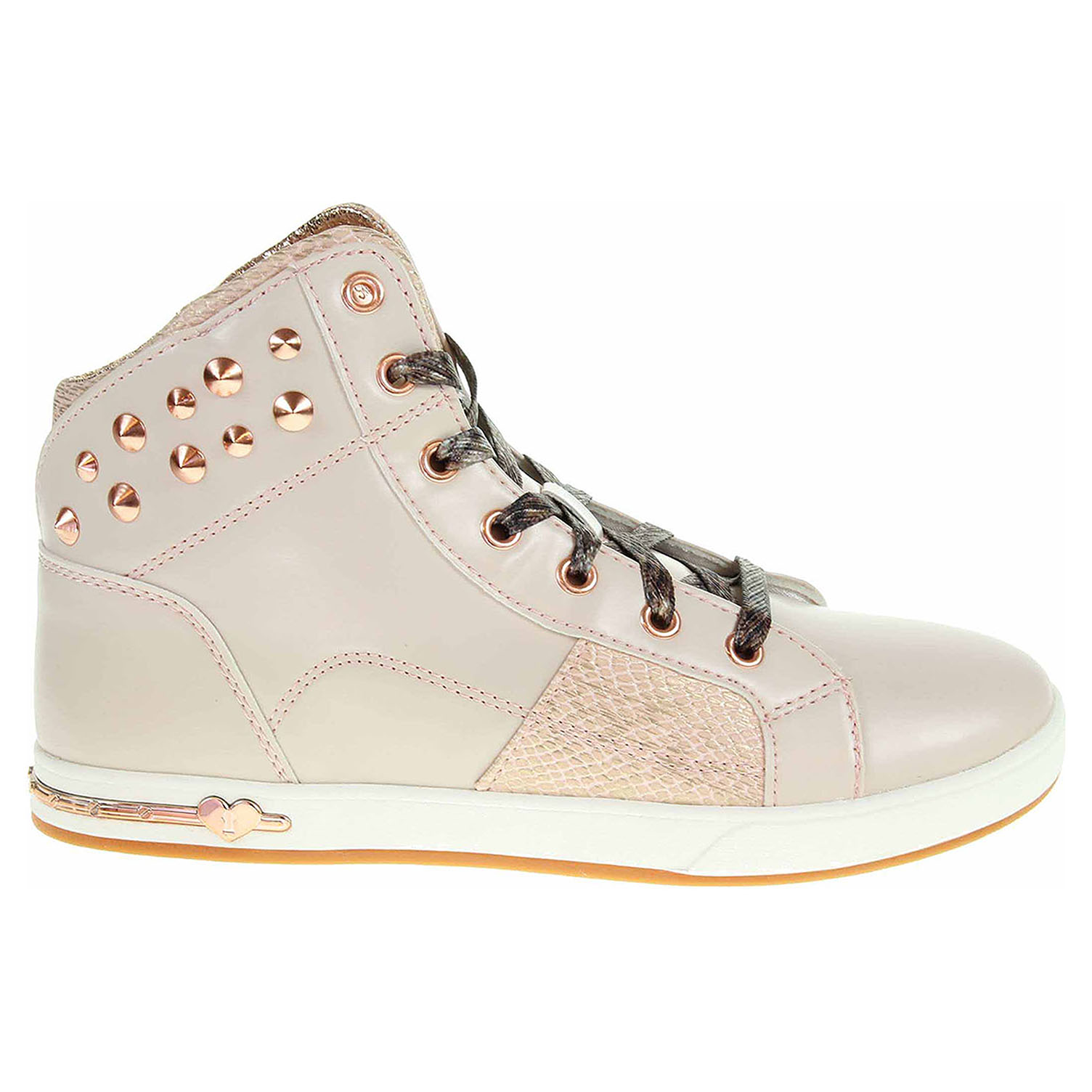 detail Skechers Shoutouts-Stud Chic pink