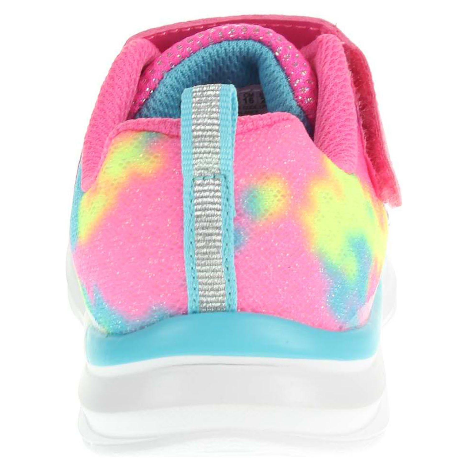 detail Skechers Pepsters light pink-multi