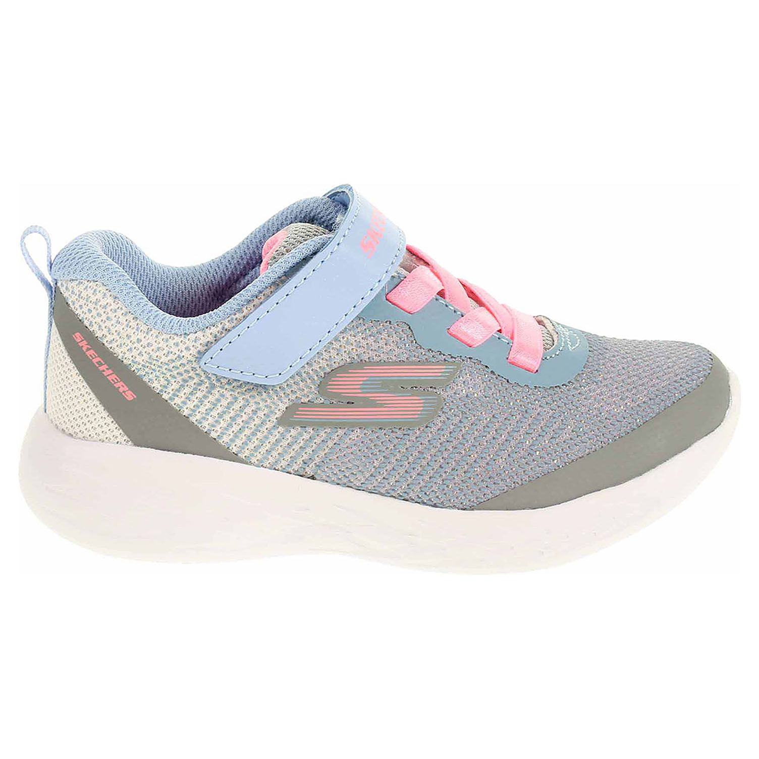 Skechers Go Run 600 - DAzzle Strides gray-mt