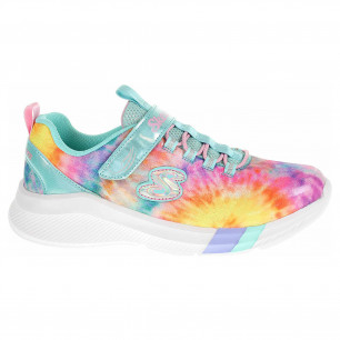 Skechers Dreamy Lites - Sunny Groove turquoise-multi