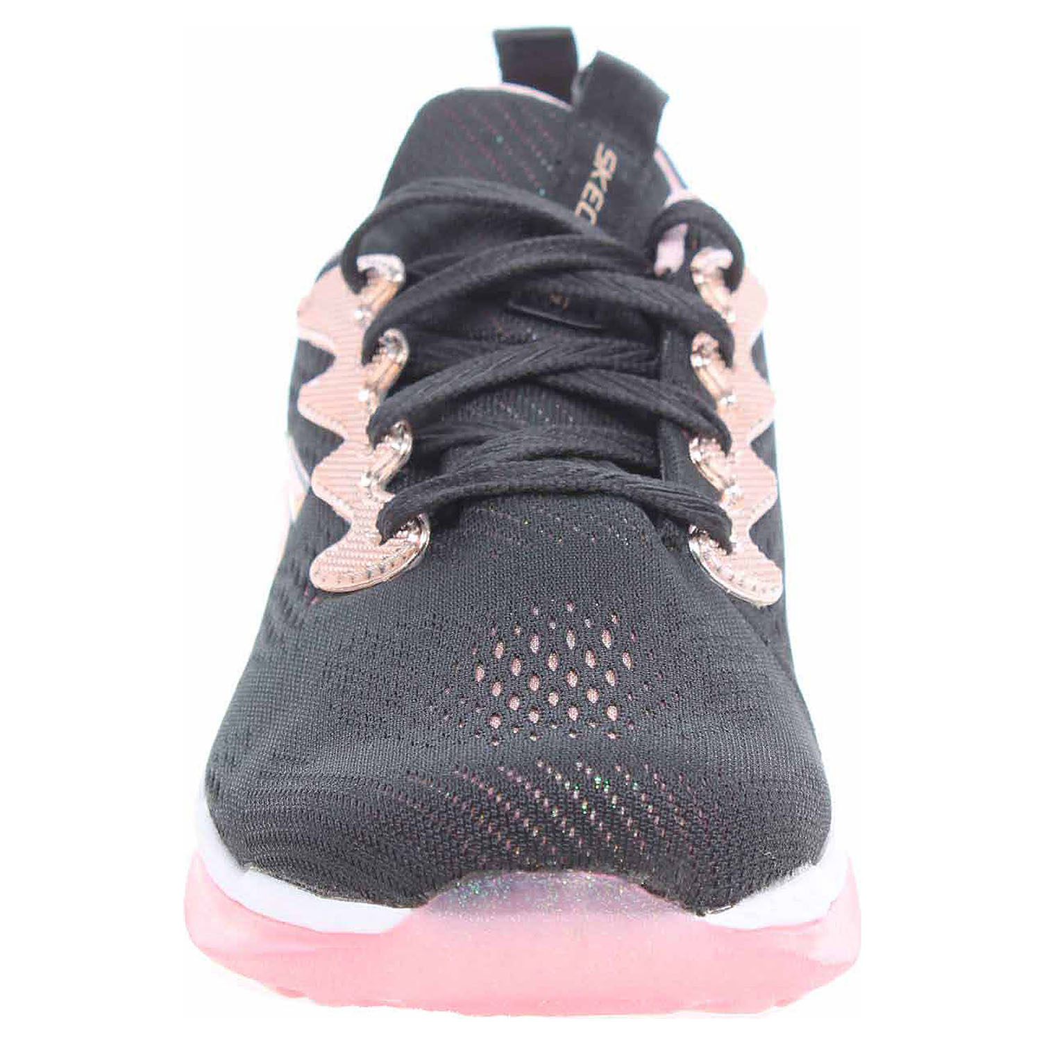 náhled Skechers Sparkle Racer black-rose gold
