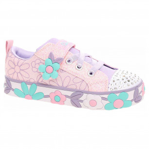 Skechers S Lights - Daisy Lites pink-multi