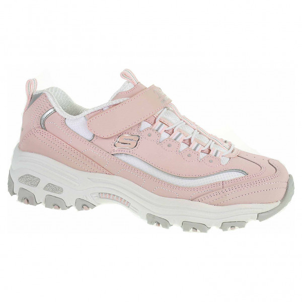 detail Skechers D´Lites - Crowd Appeal light pink-white