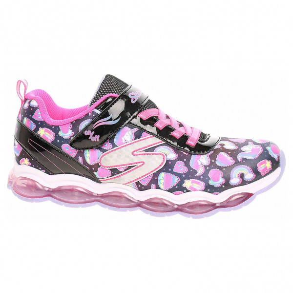 detail Skechers S´Lights-Glimmer Lights - Sprakle Dreams black-multi