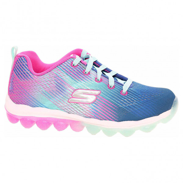 detail Skechers Skech-Air - Bounce N´Bop blue-hot pink