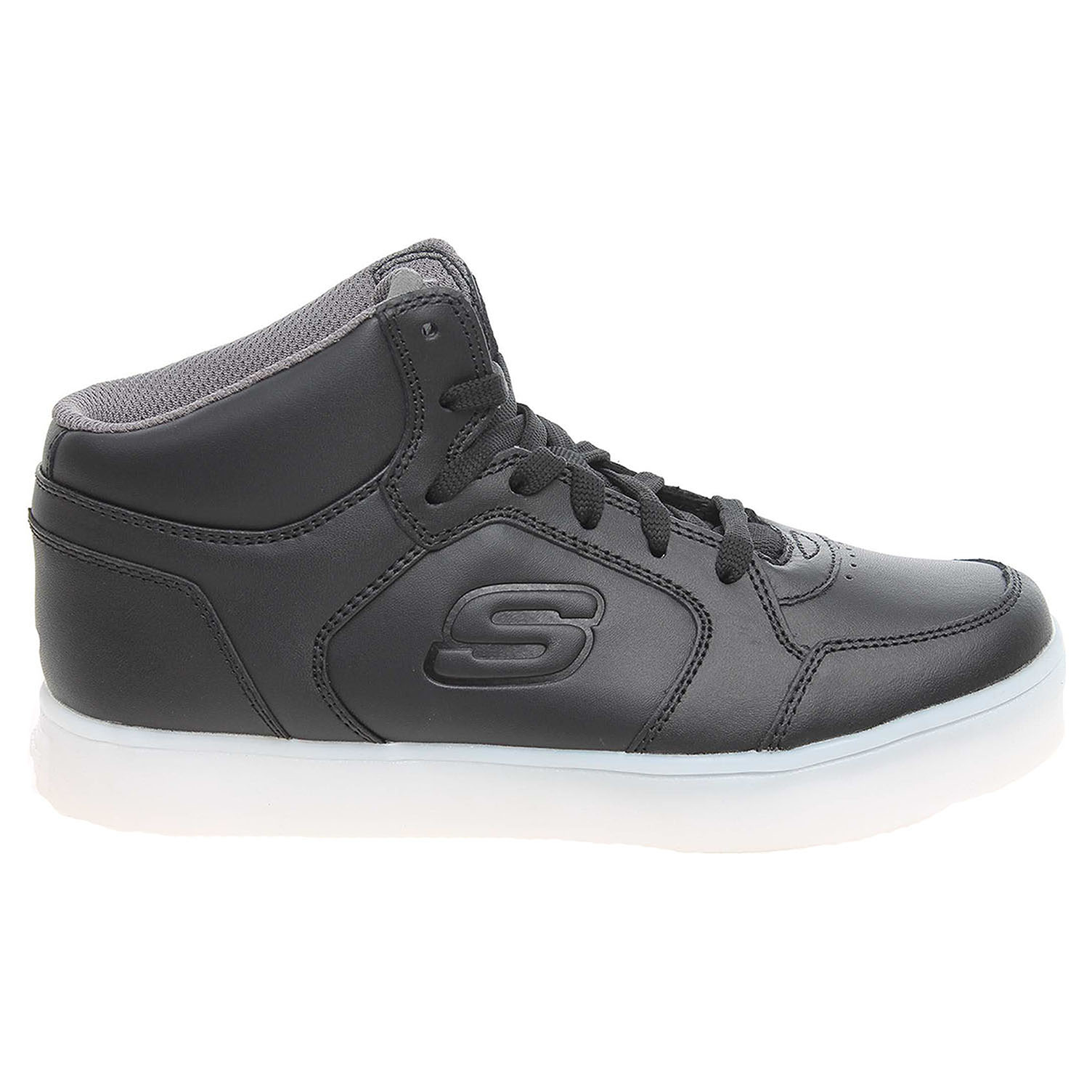 detail Skechers Energy Lights black