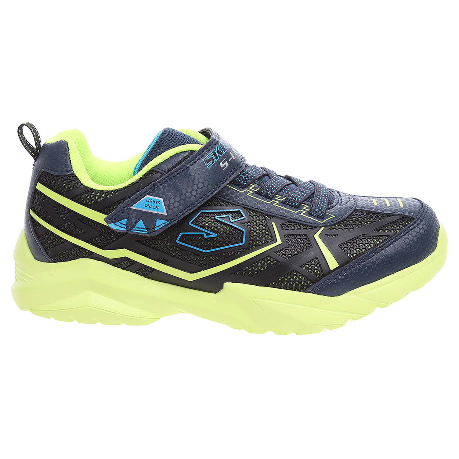 Skechers Broozer navy-lime