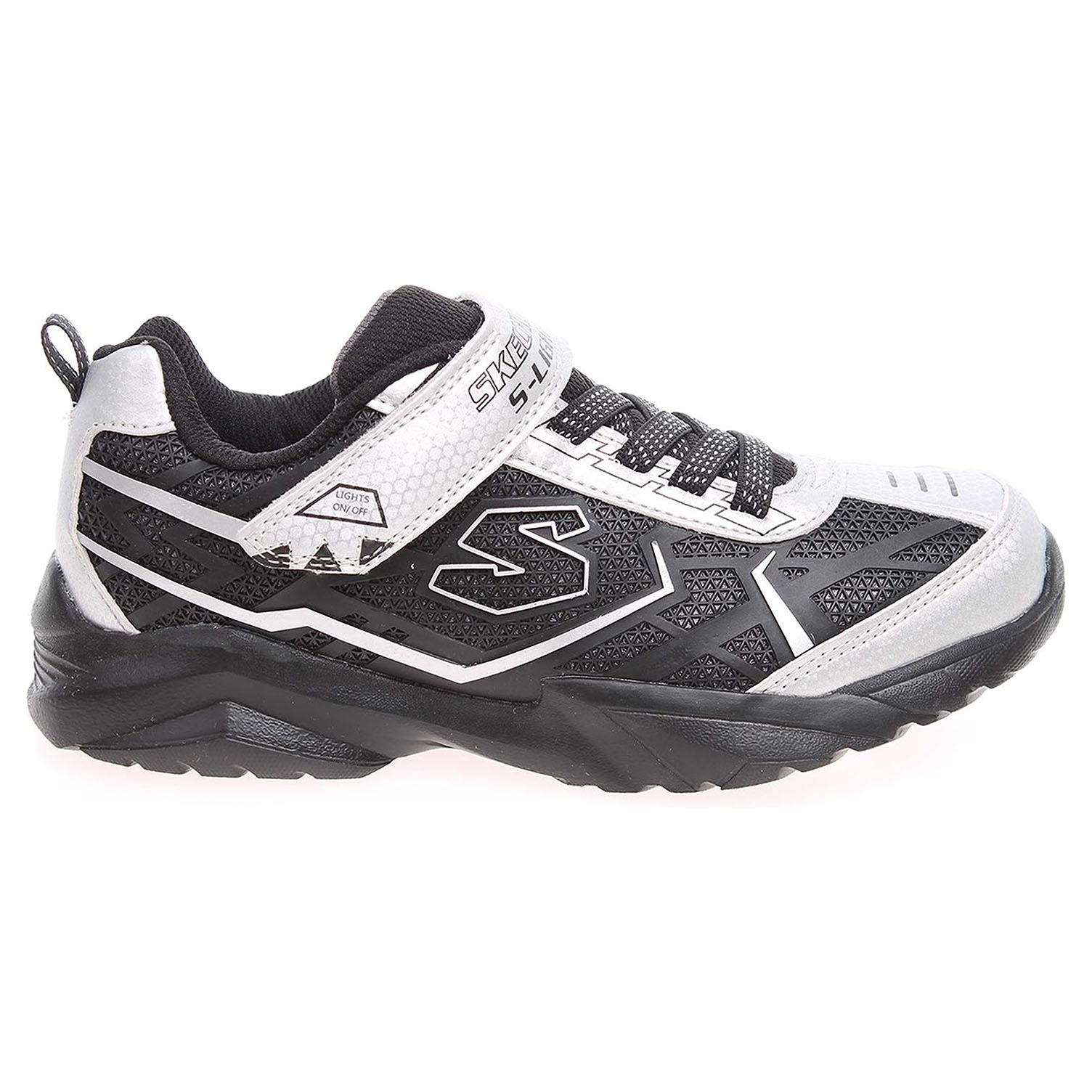 Skechers Broozer silver-black