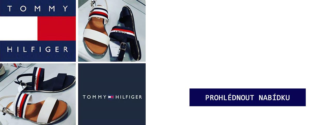 2d9c8ffb42d0 Nová kolekce obuvi TOMMY HILFIGER